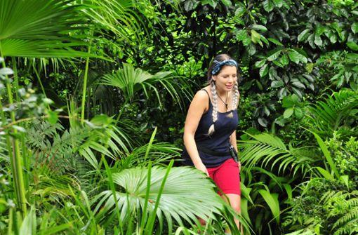 Jenny Frankhauser ist Dschungelkönigin