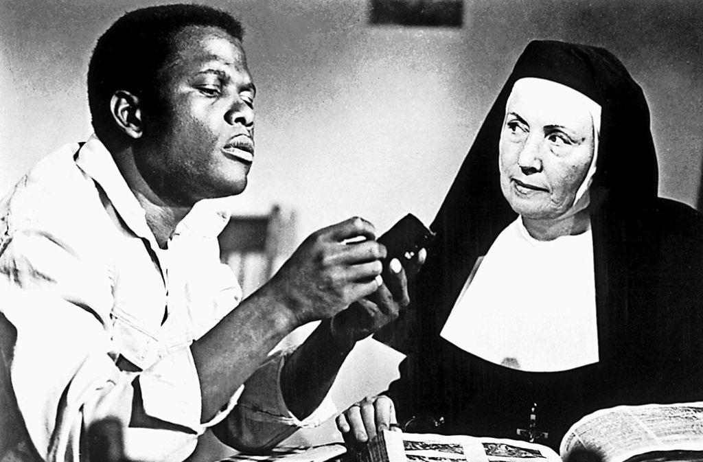 Der erste afroamerikanische Oscar-Preisträger Sidney Poitier Foto: United Artists