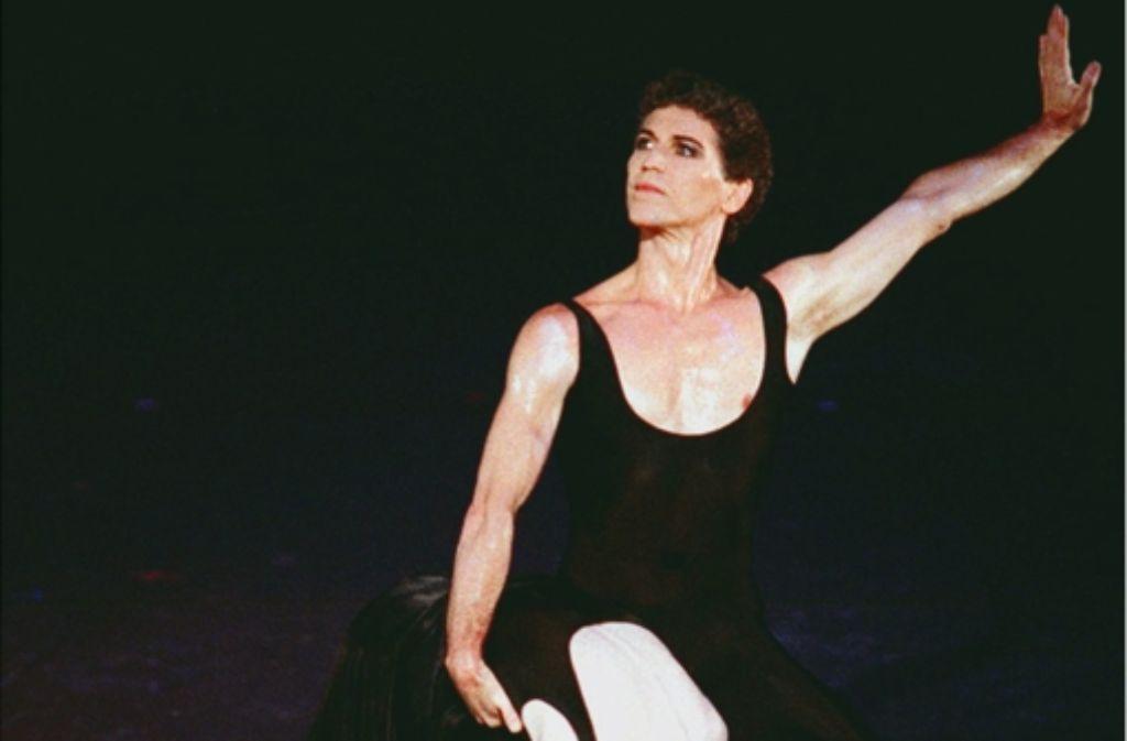 Tänzer Richard Cragun ist tot. Bevor er nach Brasilien ging, stand er in Stuttgart auf der Bühne. Foto: dpa