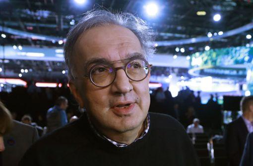 Ex-Fiat-Chef stirbt kurz nach Rücktritt