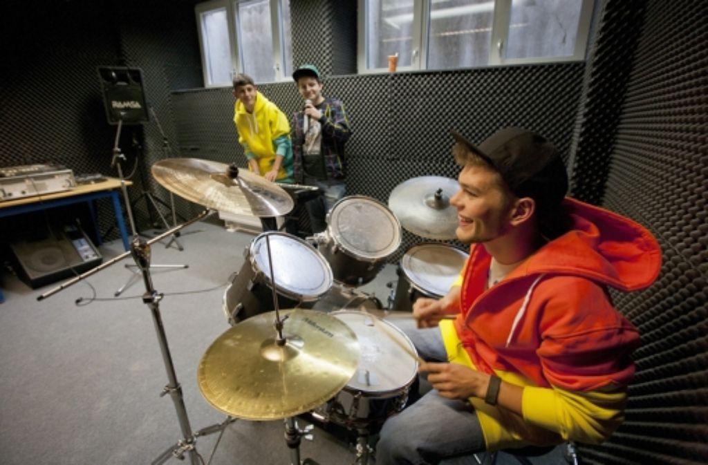 Auch Schülerbands können beim Open-Air-Festival Rock im Busch auftreten. Foto: Steinert