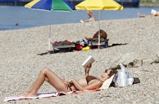 Die besten Urlaubs-Bücher
