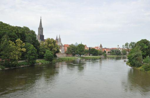 In der Donau vermisste Frau ist wieder da