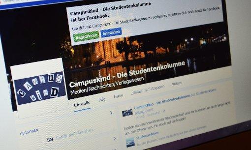 Facebook - aber nicht auf dem Klo