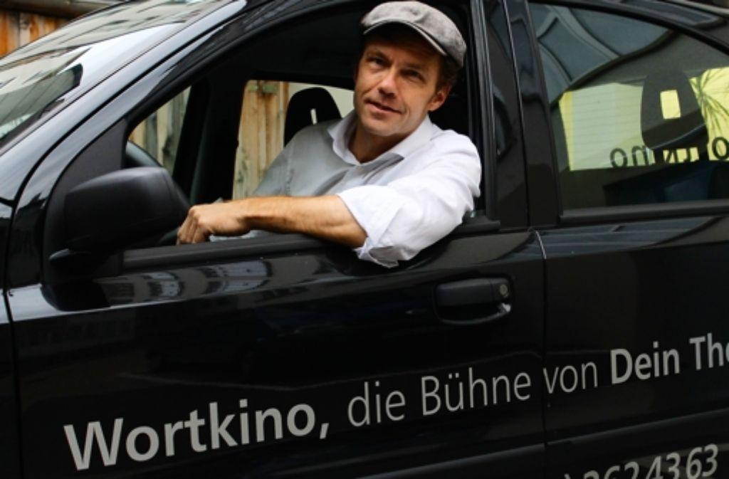 Norbert Eilts ist eines der Urgesteine der Bühnenkooperative Dein Theater. Foto: Bernklau