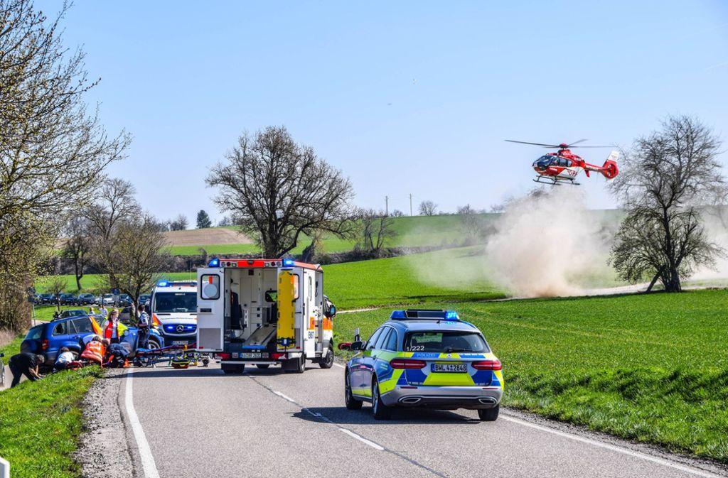 Die Zahl tödlicher Motorradunfälle ist gestiegen. Foto: 7aktuell.de/Fabian Geier
