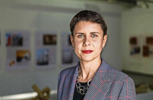 Gitte Zschoch ist die neue Generalsekretärin – das hat sie vor