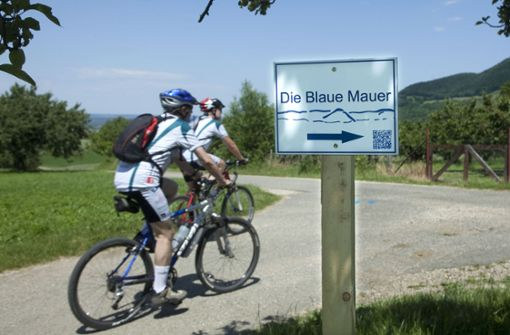 Fünf reizvolle Radtouren im  Landkreis Esslingen