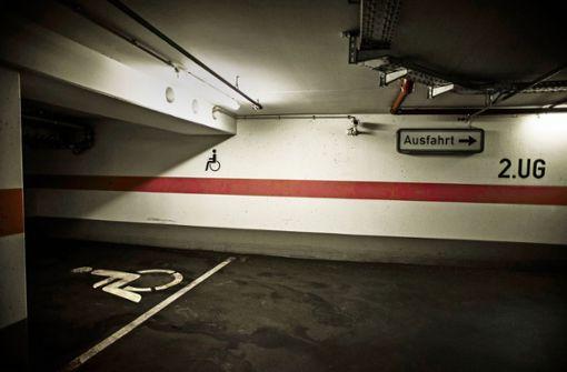 Behindertenparkplätze werden kaum kontrolliert