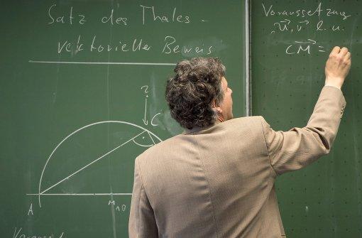 Erneut Rekord bei Lehrereinstellungen