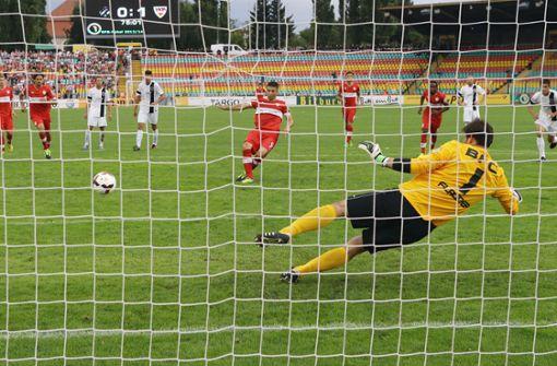 Warum der VfB noch immer auf einen Gegner wartet