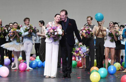 Goldene Staufermedaille für scheidende Ballettdirektorin