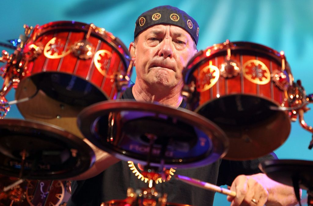 Neil Peart (1952-2020) Foto: dpa/Courtney Perry