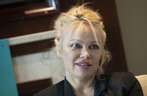 Pamela Anderson trennt sich von Fußball-Weltmeister