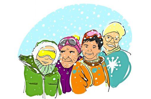Welche Regionen passen zu welchem Ski-Touristen?