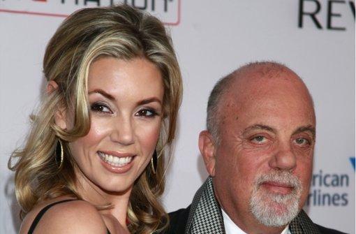 Billy Joel zum zweiten Mal Vater geworden