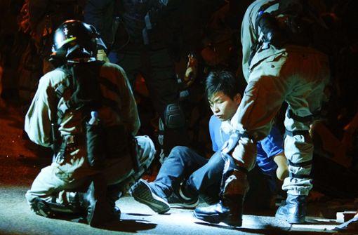 USA heizen Hongkong-Konflikt an