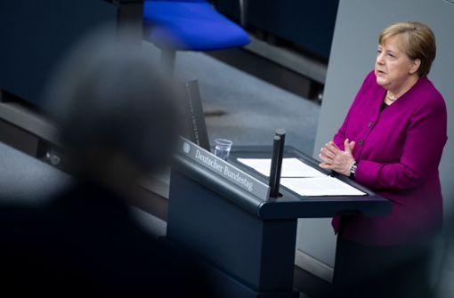 Was die Coronakrise mit Merkel macht
