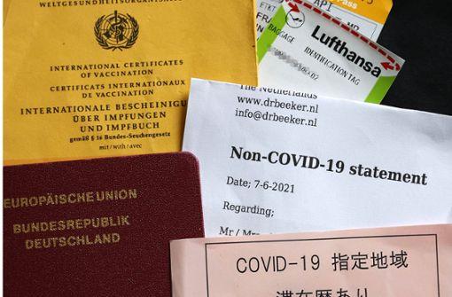 Aus diesen Ländern reisen die meisten Infizierten ein