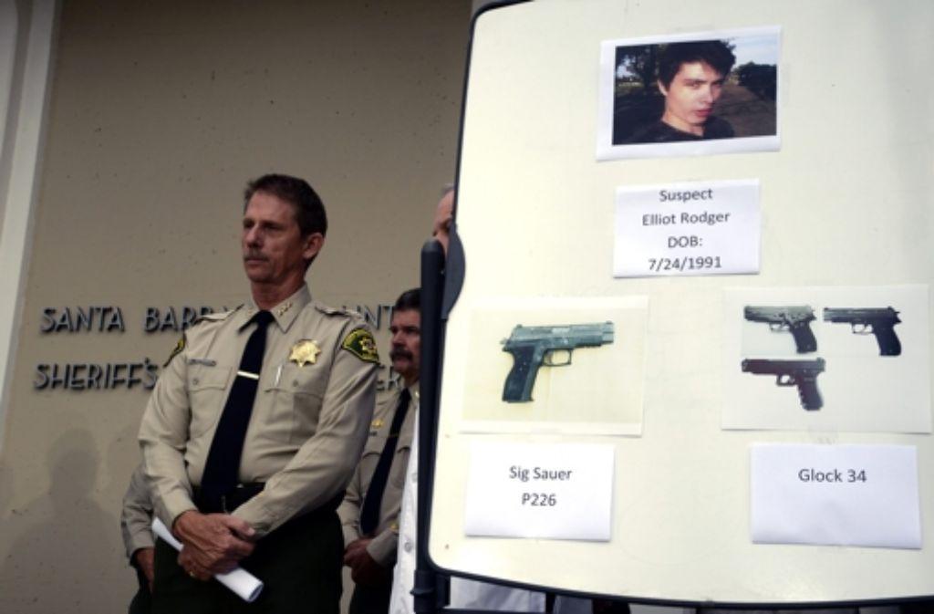 Der Amokläufer, der in Santa Barbara sechs Menschen und dann sich selbst erschoss, hat aus Frauenhass gehandelt. Foto: dpa
