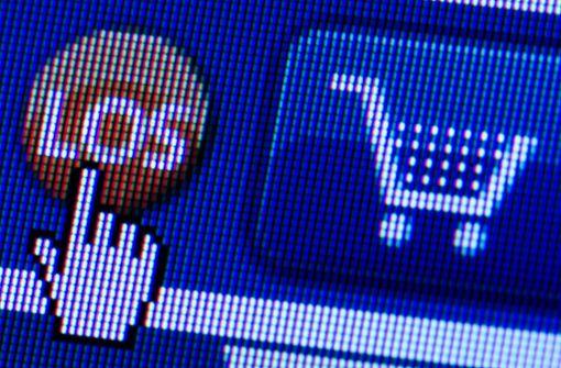 Das Internet setzt dem Einzelhandel zu