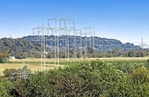Stromausfall: Immer wieder  Kernen