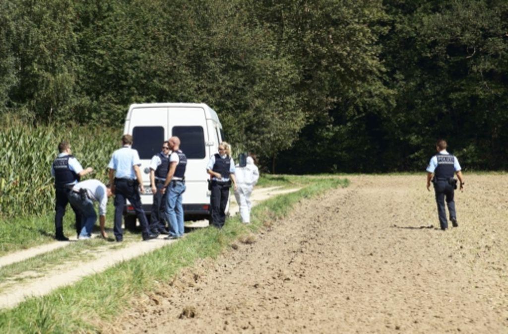 Lediglich der Ablauf der Bluttat bei Schlierbach ist weitgehend aufgeklärt. Foto: Friebe