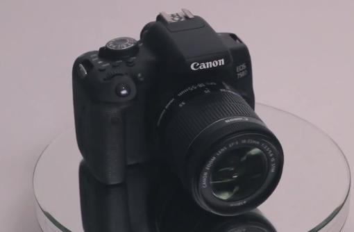 Canon - EOS 750D - Videoansicht
