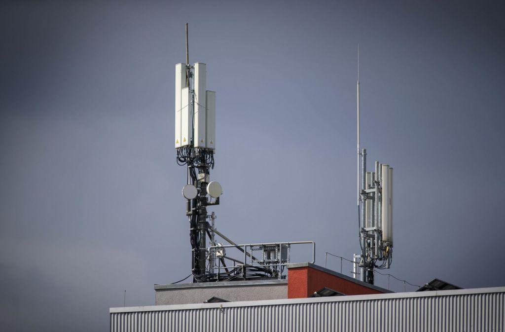 Eine Mobilfunk-Landkarte soll in der Lage sein, den Mobilfunk in Schorndorf zu optimieren und damit  eventuell die Strahlenbelastung zu minimieren. (Symbolbild). Foto: Stoppel
