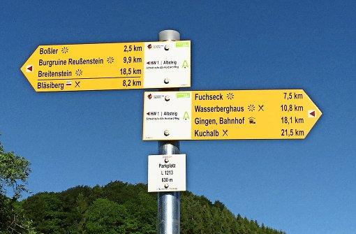Eine Einladung für Wanderer und Mountainbiker
