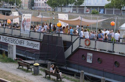 Nächte auf dem Neckar sind lang