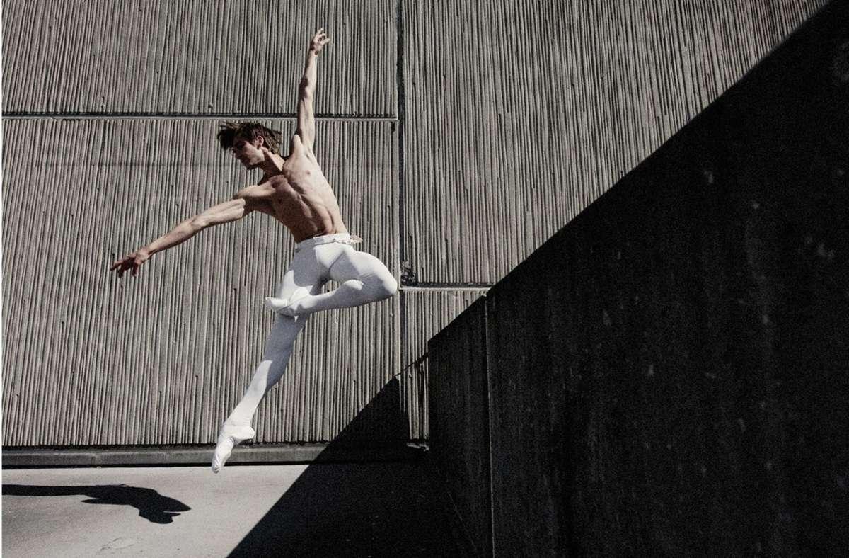 """Eine Impression aus der Fotobox """"Physical Conversation"""" (Ausschnitt). Mehr Fotos von Friedemann Vogel finden Sie in unserer Bildergalerie Foto: Oliver Kröning"""