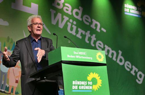 Kretschmann attackiert AfD