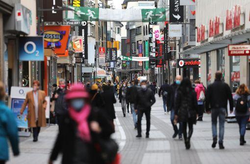 Handel warnt vor strengeren Vorgaben zur Kundenzahl