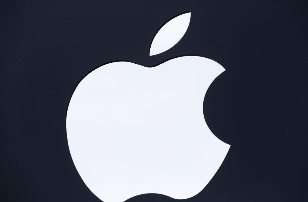 Apple hat mehr als 400 Millionen Kunden in seinen verschiedenen Abo-Angeboten. (Symbolbild) Foto: AP/Mark Lennihan