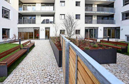Neues Pflegeheim öffnet im Februar