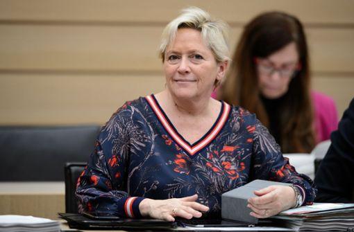 """Eisenmann verteidigt Aus für """"Grundschule ohne Noten"""""""