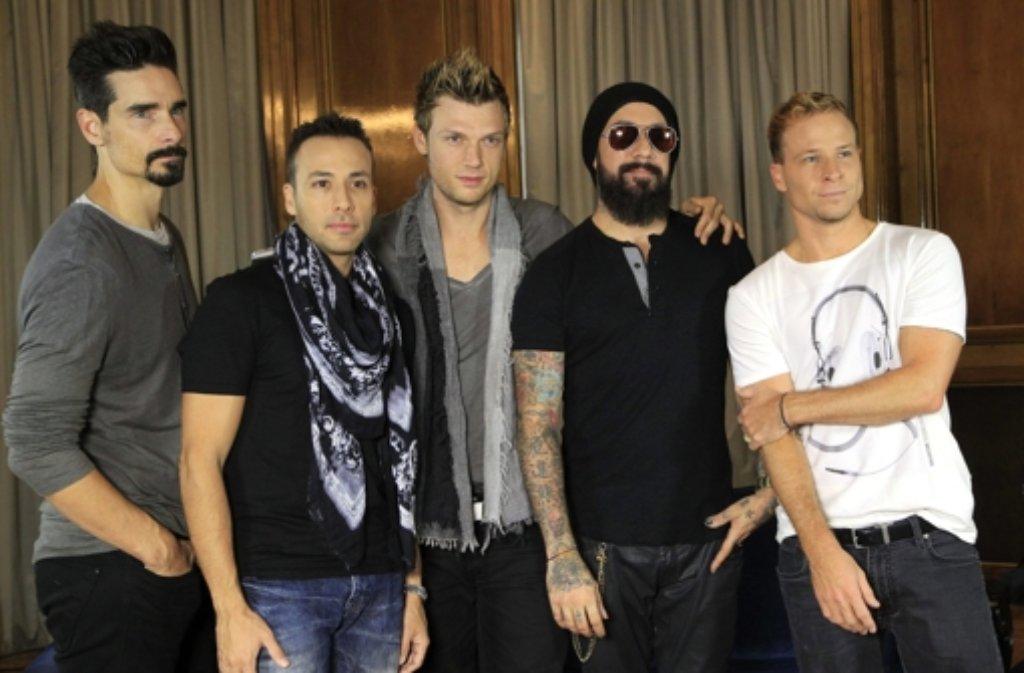 Die Backstreet Boys habe ihre Tour in Deutschland gecancelt. Foto: EFE