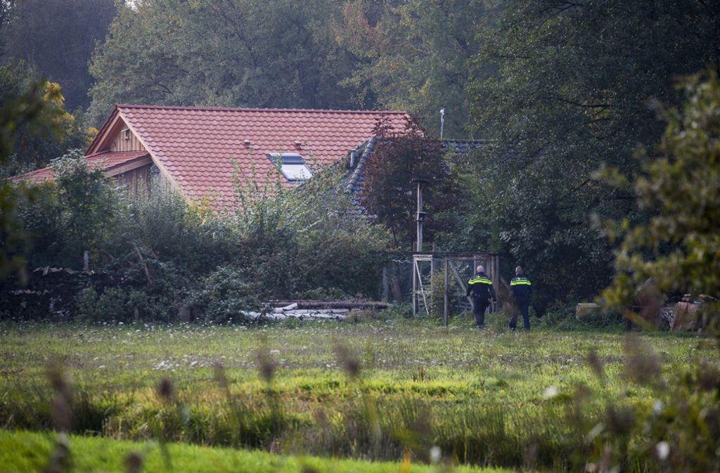 Die Familie lebte auf einem abgeschiedenen Bauernhof in Ruinerwold. Foto: dpa/Vincent Jannink