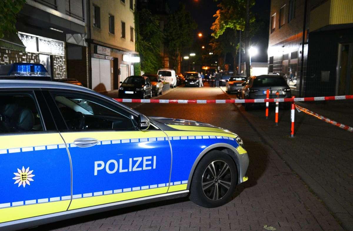 Die Ermittlungen der Polizei laufen auf Hochtouren. Foto: dpa/Rene Priebe