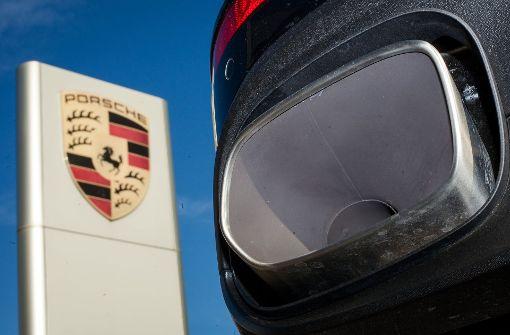Porsche beginnt mit Rückruf von Diesel-Cayenne
