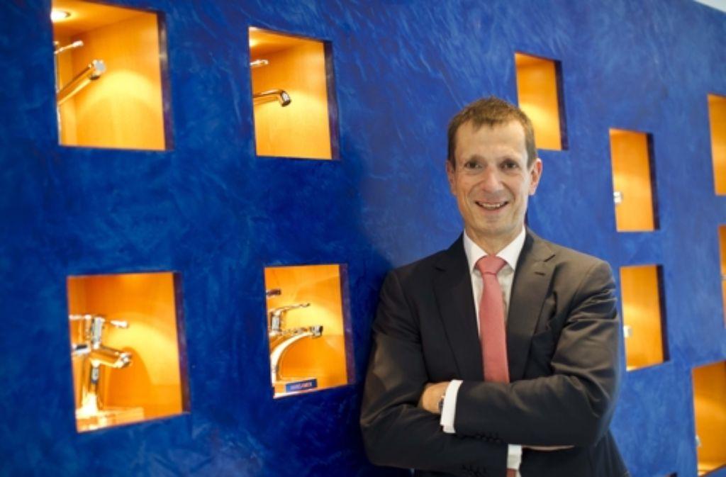CDU-Rathausfraktionschef Alexander Kotz musste eine herbe Niederlage einstecken. Foto: Lichtgut