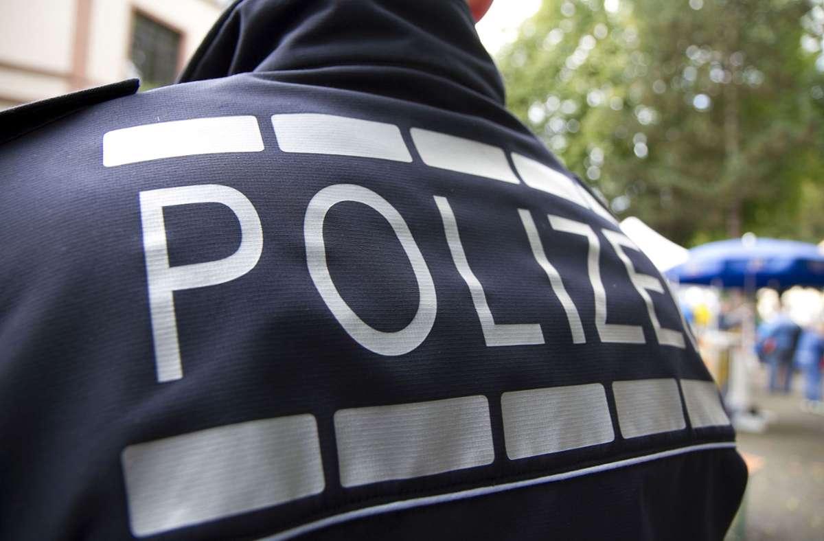 Die Polizei fahndete nach dem Unbekannten, bisher jedoch ohne Ergebnis. Foto: Eibner-Pressefoto/Fleig