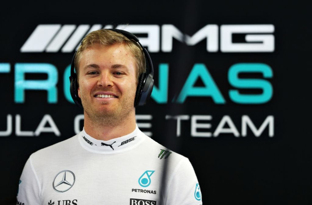 Nico Rosberg bleibt auch in Sotschi in der Erfolgsspur. Foto: Getty Images Europe