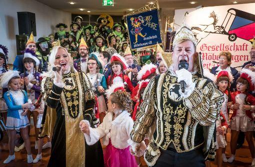 Karnevalisten starten in fünfte Jahreszeit