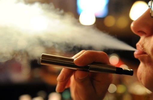 E-Zigaretten  für  Jugendliche bald verboten