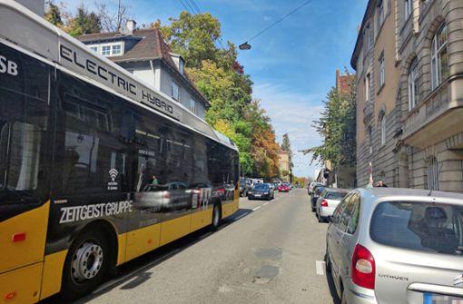 Kompromiss beim Wegfall von Parkplätzen