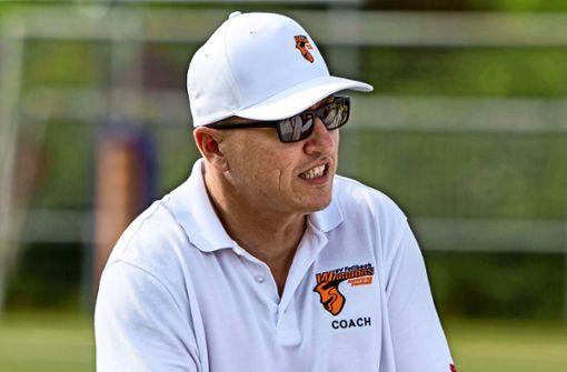 Jens Kahle ist der neue Cheftrainer