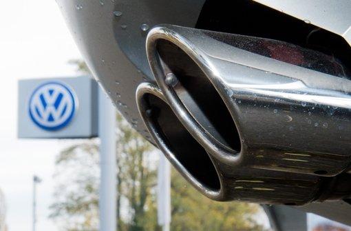 In der Region Stuttgart müssen 86500 Fahrzeuge der Marken VW, Audi, Skoda und Seat nachgerüstet werden. Foto: dpa