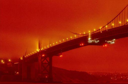 Starker Wind könnte verheerende  Feuer anheizen – mehr als 30 Tote
